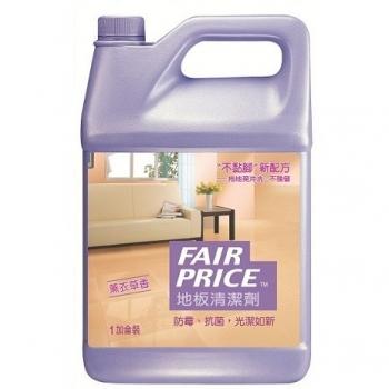妙管家 地板清潔- 薰衣草香 1加侖